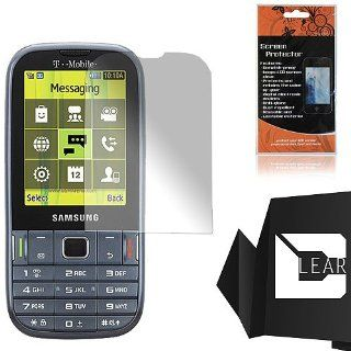 Screen Protector for Samsung Gravity TXT SGH T379 Cell Phones & Accessories