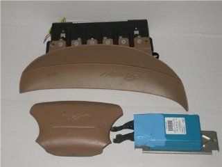 94 95 96 97 98 FORD MUSTANG AIRBAGS AIR BAG MODULE TAN (MADDBUYS) Automotive