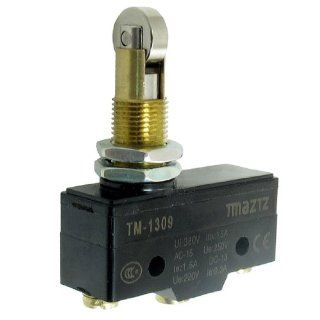 Amico TM 1309 Cross Roller Plunger Actuator Momentary Micro Limit Switch