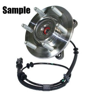 Centric 405.40025E Rear Wheel Hub and Bearing Assembly Automotive