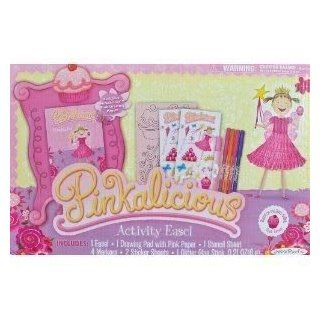 Toy / Game Pinkalicious Cupcake Activity Easel w/ Exclusive Pinkalicious Pink Drawing Paper & Experience Magic Toys & Games
