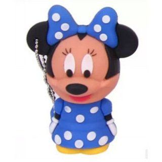 Ayangyang 16gb Lovely Usb Flash Drive USB Flash Drive Disk with Cartoon Mickey Shape U Disk Packet of 2 Computers & Accessories
