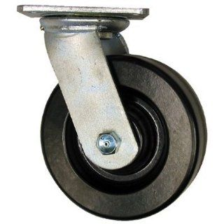 Medium Heavy Duty Casters   6x2in phenolic swivelduty phenolic 900 lb cap