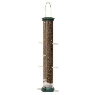 Aspects 428 Quick Clean Nyjer Tube Feeder, Spruce, Large (Discontinued by Manufacturer) Patio, Lawn & Garden