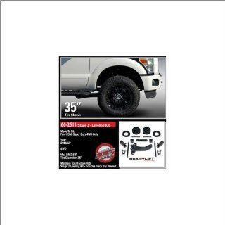 Ready Lift Front Leveling Lift Kit 11 12 Ford F 350 Super Duty Automotive