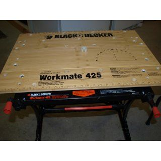 Black & Decker WM425 Workmate 425 550 Pound Capacity Portable Workbench