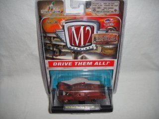 M2 MACHINES AUTO PROJECTS 164 SCALE 1970 FORD MUSTANG BOSS 429 DIE CAST COLLECTIBLE Toys & Games