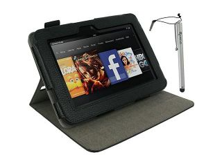 rooCASE Dual View Case w/ Stylus for Kindle Fire HD 7 (Fits 2012 Model Only)