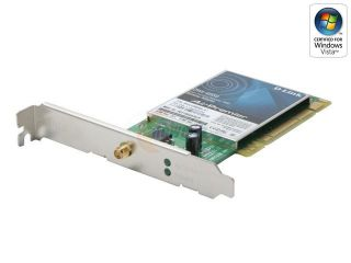 D Link DWL G550 PCI High Powered Wireless Desktop Adapter