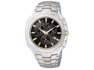 Citizen Eco Drive Chronograph Mens Watch AT0884 59E