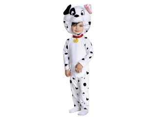 Baby and Toddler 101 Dalmatians Costume   Halloween Costumes