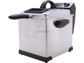 Refurbished Waring Pro DF175FR Digital Deep Fryer