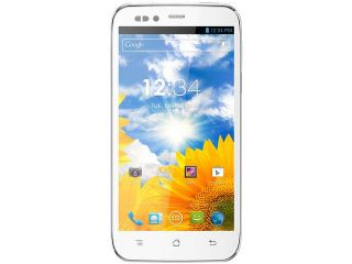 Blu Studio 5.0 S D570A White 3G Quad Core 1.2GHz Unlocked GSM Dual SIM Android Cell Phone