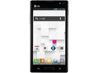 LG Optimus L9 P768 Black Dual Core 1.0GHz Unlocked GSM Android 4.0 OS Cell Phone