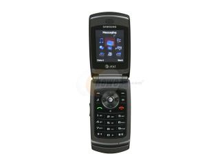 Samsung A517 Black Unlocked GSM Flip Phone Supports Mobile TV/Radio