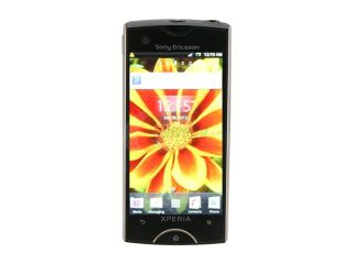 "Sony Ericsson Xperia ray Gold 3G Unlocked GSM Android Smart Phone w/ Android OS 2.3 / 3.3"" Touch Screen / 8.1MP Camera (ST18a)"