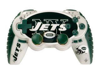Mad Catz Officially Licensed NFL Wireless Controller For PS3   New York Jets