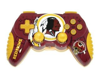 Mad Catz Officially Licensed Washington Redskins NFL Wireless PS2 Controller