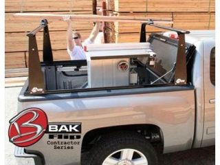 BAK Industries 26304 BakFlip G2 Folding Tonneau Cover