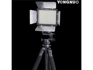 Yongnuo YN 300 LED Illumination Dimming Video Light Lamp SLR Camera DV Camcorder for Canon Nikon + Remote Control