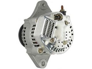 ALTERNATOR JOHN DEERE SKID STEER 317 320 675 675B 119620 77201 119620 77202 100211 4530 100211 4531