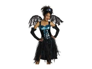 Kids Halloween Costume Cute Girl Fairy Outfit+Wings