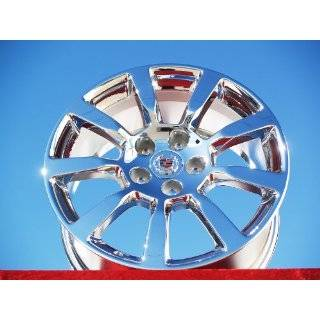 Cadillac CTS V Set of 4 genuine factory 18inch chrome