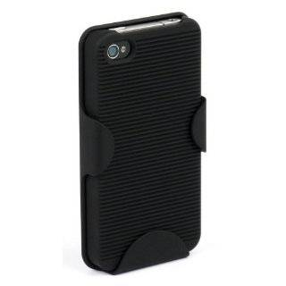 Qmadix iPhone 4 SnapOn & Holster Combo Apple iPhone 4 (Verizon) (AT&T)