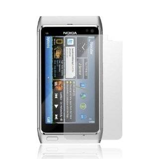 Nokia N8 Unlocked GSM Touch Screen Phone with GPS, Voice